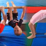 Утренняя гимнастика в дошкольном образовательном учреждении