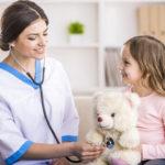 Интервью с врачом-педиатром