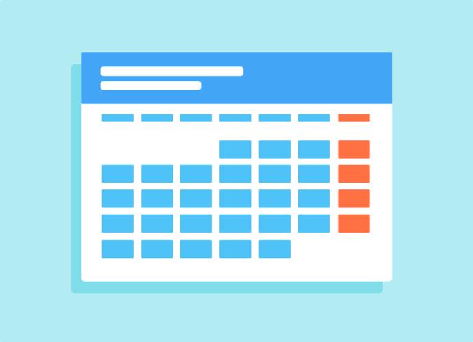 Календарь образовательных событий на 2018 - 2019 учебный год